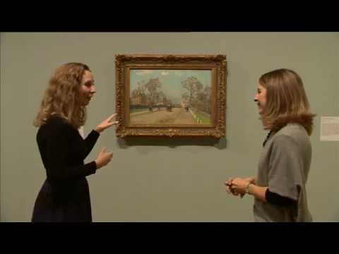 The EY Exhibition - French Impressionists in London at Tate Britain