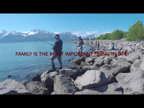 Resurection Bay Red's 2018 Seward , Alaska