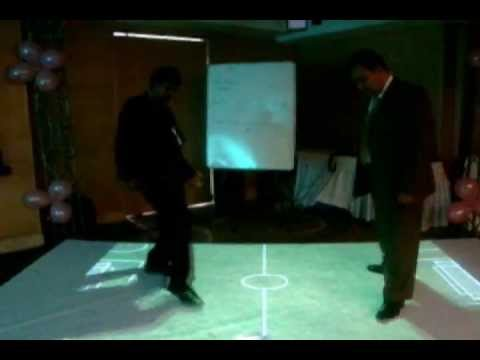 Glenmark Pharma uses Interactive Technology for Corporate Team Building