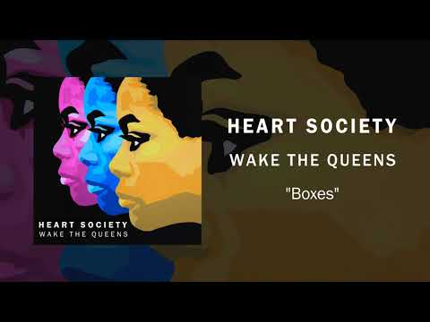 Heart Society - Boxes - Album Artwork Video