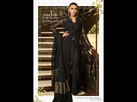 Asim Jofa New Collection