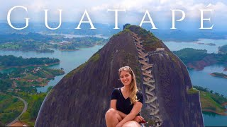 Guatape Colombia Vlog | Must See Colombia | Perfect Day Trip from Medellin
