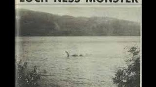 Nessie, il leggendario mostro di Loch Ness