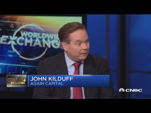 John Kilduff on oil markets