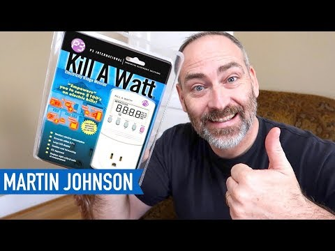 AWESOME TOOL for saving Money! The Kill-A-Watt Meter