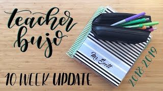My Teaching Setup | 2018 2019 | 10 Week Update