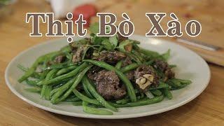 Thịt Bò Xào Ngon Mềm, Không Bị Hôi và Dai - Youtube