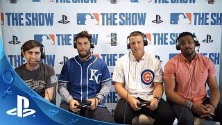 MLB The Show 16 - Hosmer v. Rizzo Showdown at 2016 Spring Training | PS4, PS3