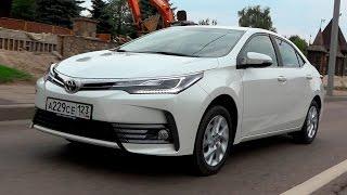 Toyota Corolla 2016 - Премиальный премиум за 1.300.000 рублей !?