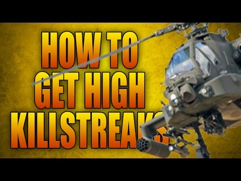 Advanced Warfare - How To Get High Killstreaks (Call Of Duty AW Scorestreak Tips)