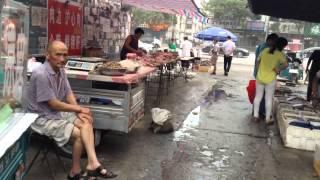中国の台所   〜海城市〜