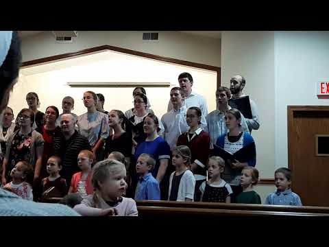 Chestnut Street Christian School Christmas Progream 2019