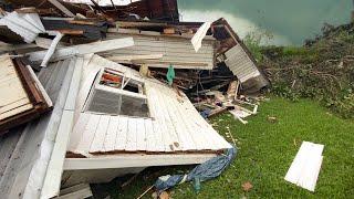 Soso Mississippi Tornado - Invisible EF4 Horror