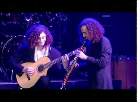 Kenny G Live Max G Innocence Youtube