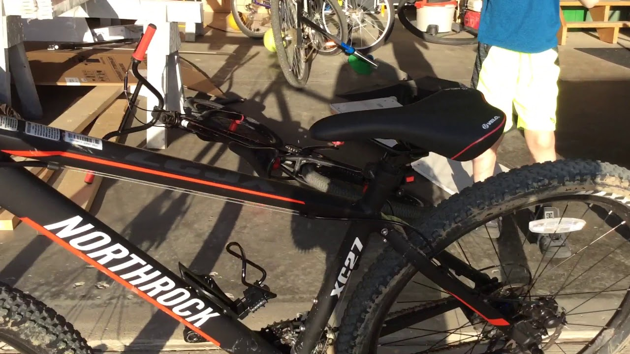 ffad72e590b North rock xc27 bike review - YouTube