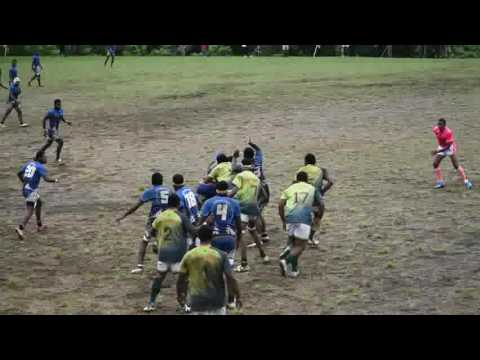 Nasinu Rugby Union Quarterfinal 2016: Newtown vs Flametree Colo i Suva (2nd half)
