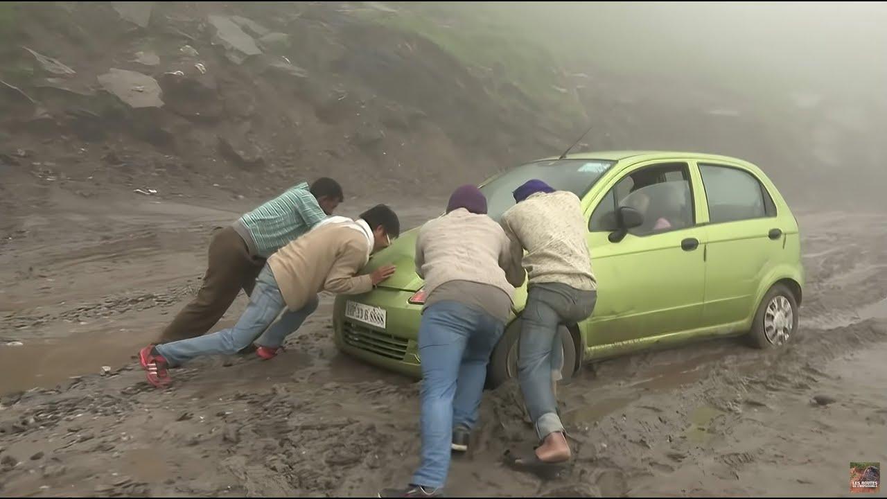 Les routes de l'impossible - Ladakh : piège de boue sur le toit du monde