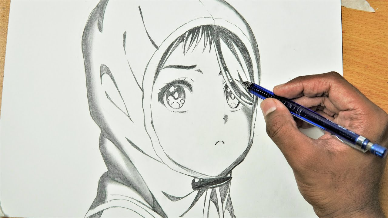 How To Improve Drawing Anime?