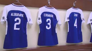 We go inside the dressing rooms of Persepolis and Al Hilal! 2017 Video