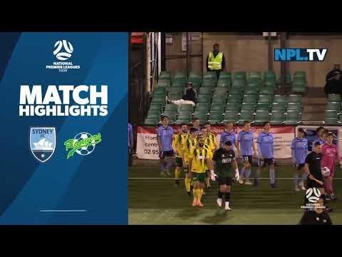 NPL NSW Men's Round 15 – Sydney FC v Mt Druitt Town Rangers