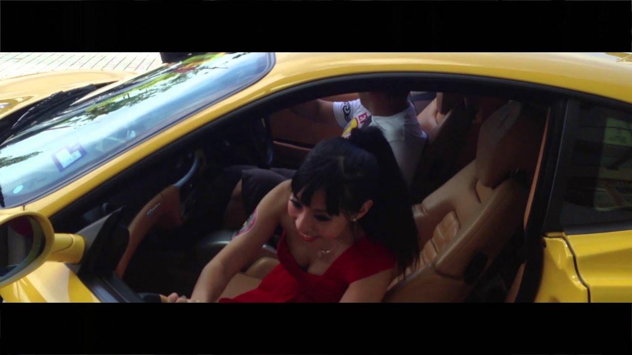 Engine Up Driving Hopes And Dreams Supercar Taxi Ride Penang