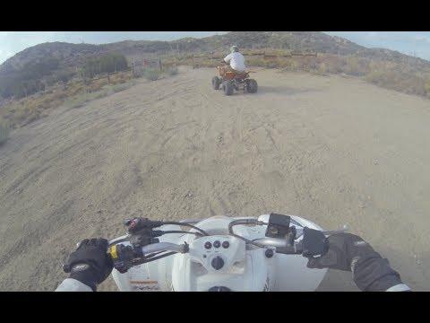 Gorman, CA Hungry Valley 2017 (Tataviam Trail)