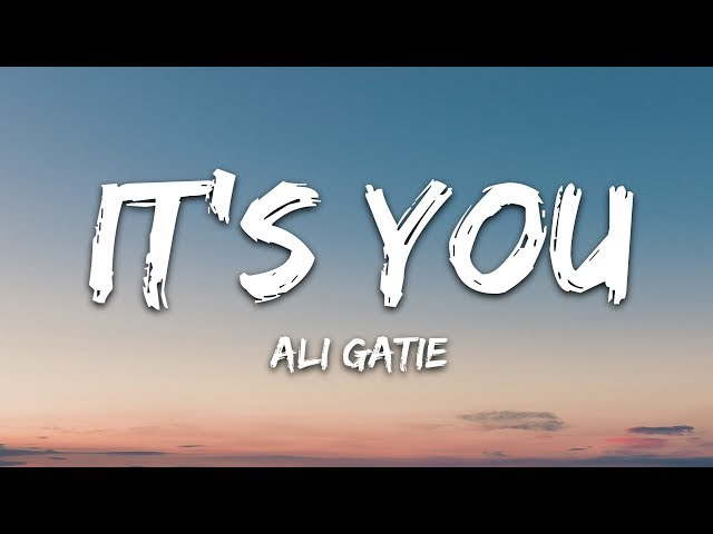 Ali Gatie - It
