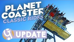 🎠 Classic Rides DLC Overview | Planet Coaster