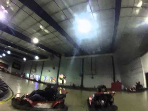 Go Carts @ sports emporium Carlisle Pike