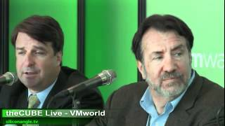 In The Trenches Cloud Computing Club Experts - VMworld 2010 - theCUBE