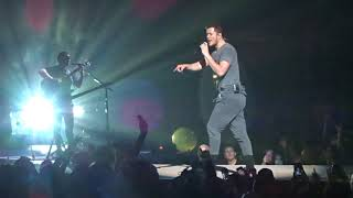 Imagine Dragons - Walking The Wire (Live Dallas, TX at American Airlines Center November 13, 2017)