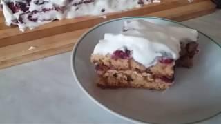 Пирог на скорую руку/Я его слепила из того ,что было/Видео № 214