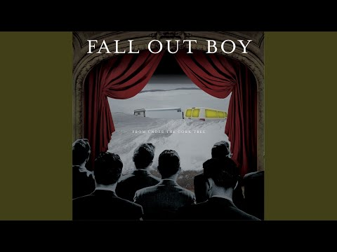 fall out boy get busy living or get busy dying do your part to save the scene and stop going to shows