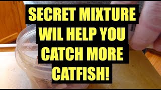 Catching catfish with hotdogs soaked in...W H A T ? ? ?