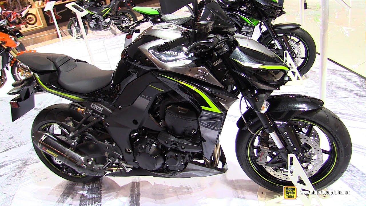 2017 Kawasaki Z1000 R Edition