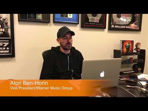 Warner Music Group Endorsement