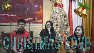 Christmas Love (Cover)by Leon Gloria Nana