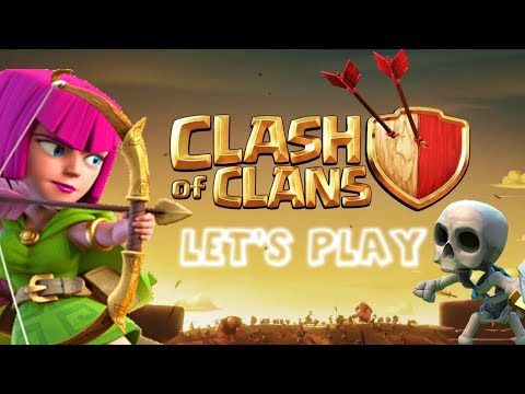 Continuously Pushing In Clash of clans💥 Road to 5k #cocindia | {HINDI}