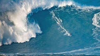 Les nouvelles limites du BIG WAVE RIDING !