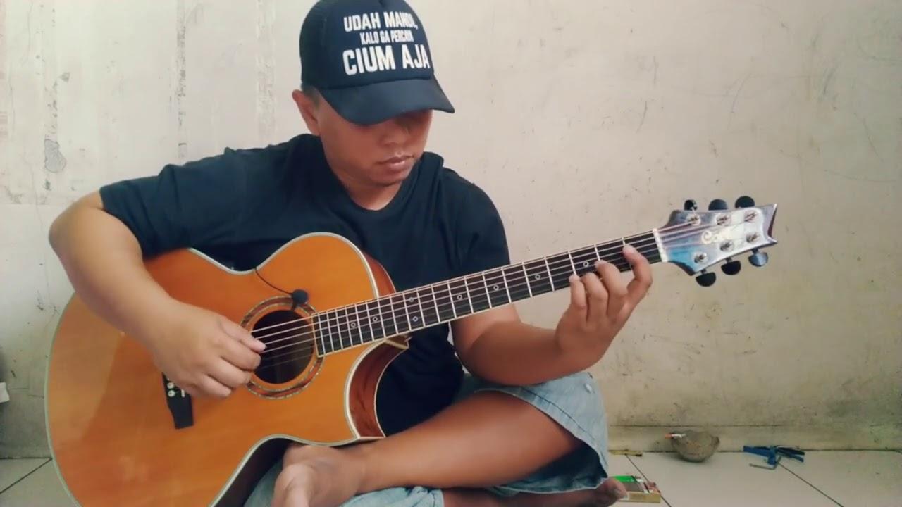 Kupu - Kupu / Melly G (Instrumen Solo Guitar Cover)