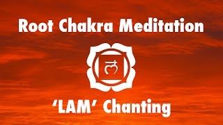 Magical Chakra Meditation Chants for Root Chakra | Seed Mantra