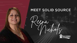 Meet Solid Source | Reena Nichols