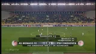 AS Monaco - PSV (9 maart 2005): 0-2