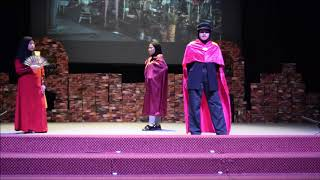 Adaptation of William Shakespeare's Romeo and Juliet (2018) by ELLS USM batch 2015