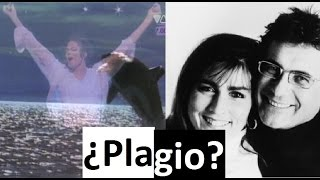 ¿Plagiarism? Michael Jackson - Albano y Romina: Will You Be There 1991- I cigni di balaka Free Willy