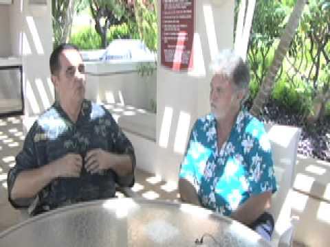 UpClose-Tom Blackburn Rodriguez with Jason Schwartz, Maui, Hawaii