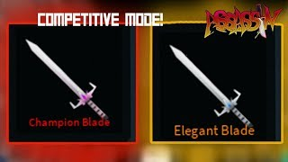 Competitive mode!! (Roblox Assassin)