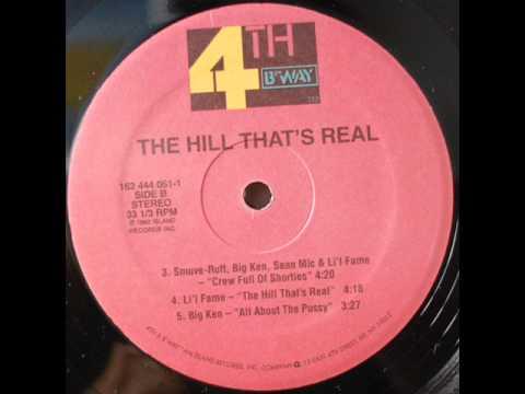 LI'L FAME - THE HILL THAT'S REAL ( rare 1992 NY rap )