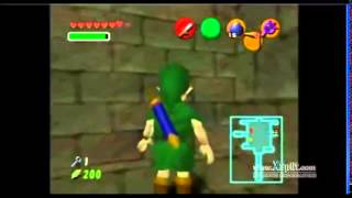 The Legend Of Zelda Ocarina Of Time Part 7 (Bottom Of The Well)