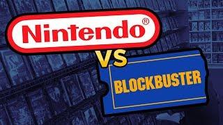 El día que Nintendo demandó a Blockbuster.